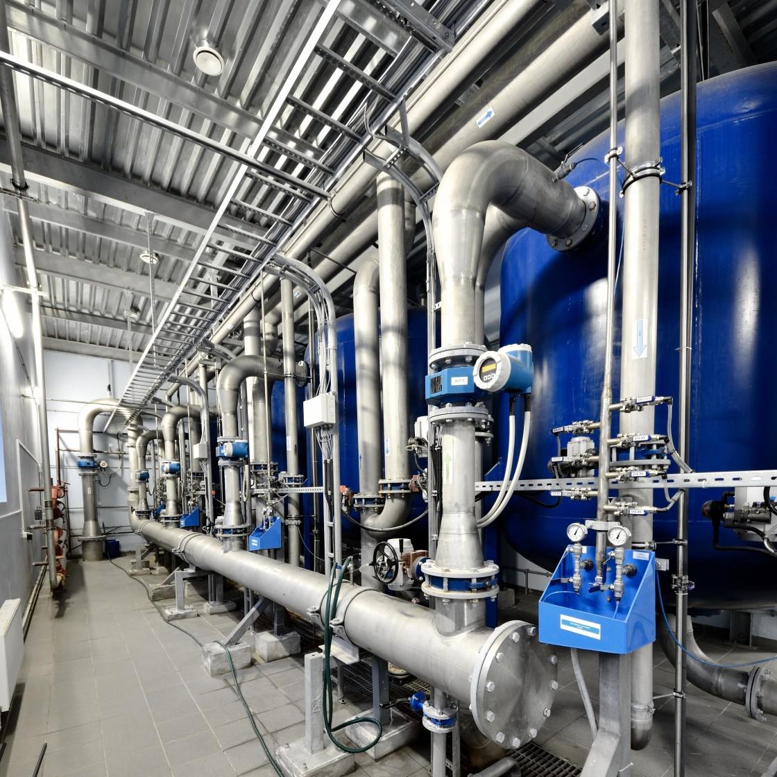 газовик производство котельных