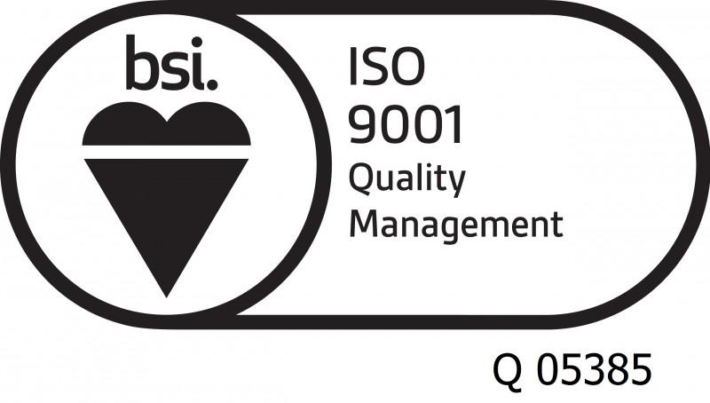 BSI-Assurance-Mark-ISO-9001-KEYB isl