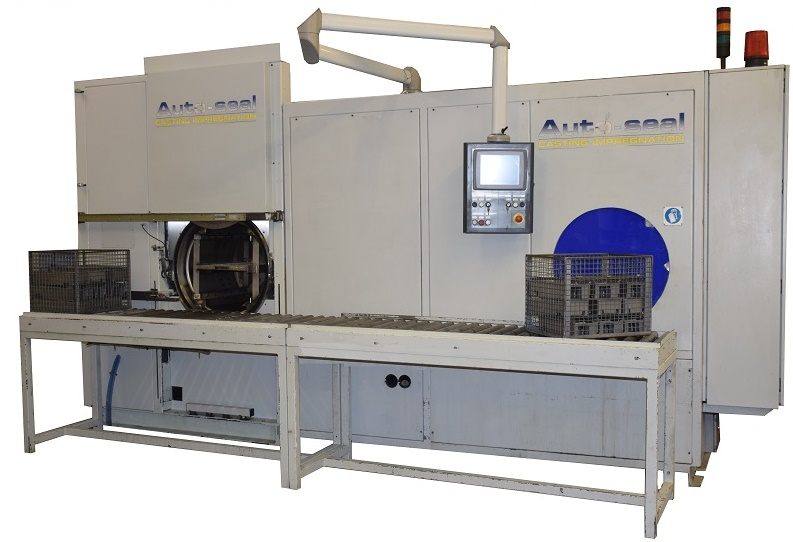 AutoSeal Front Load Impregnation Plant