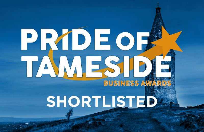 Pride of Tameside Shortlist
